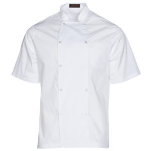 chaquetilla cocina transpirable manga corta