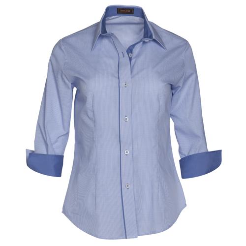 Camiseta mangas largas azul