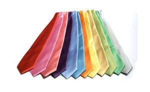 corbatas uniformes