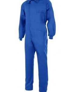 mono de trabajo azul marino
