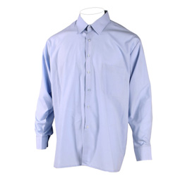 camisa laboral oxford