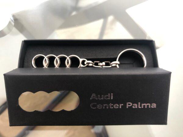 LLavero Audi Abierto