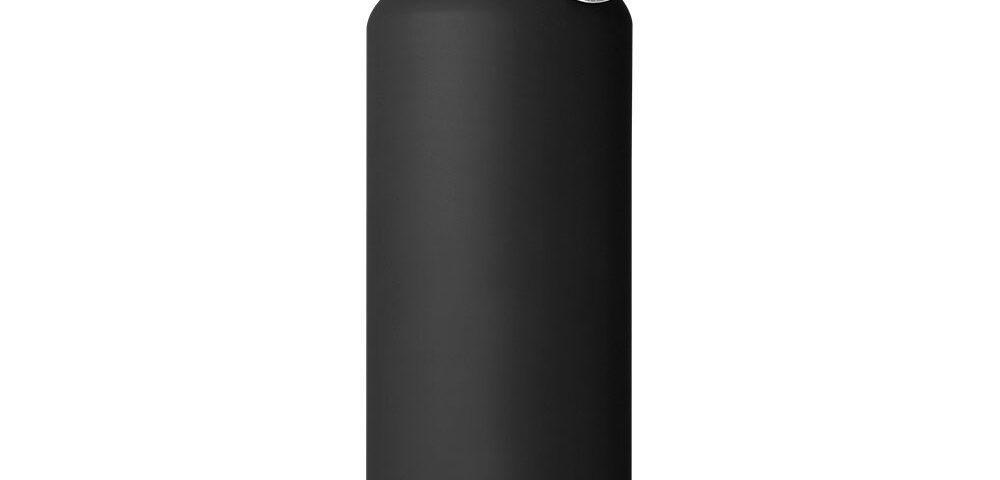 botella aluminio mate