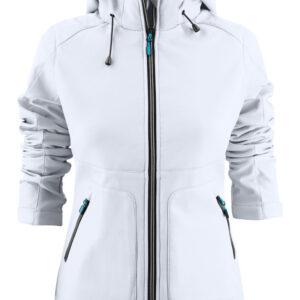 Chaqueta soft shell Printer Karting Lady