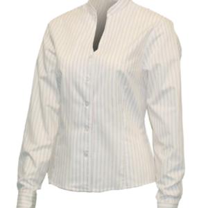 Camisa Señora Cuello Mao
