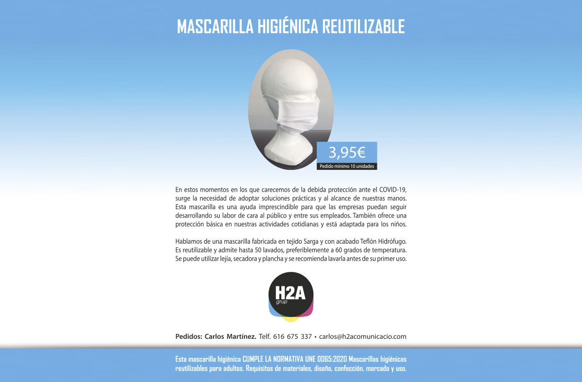 Comprar mascarillas covic19