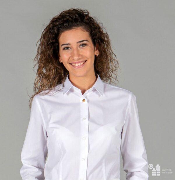 camisa tejido ecológico