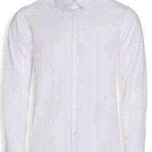 camisa entallada reciclada